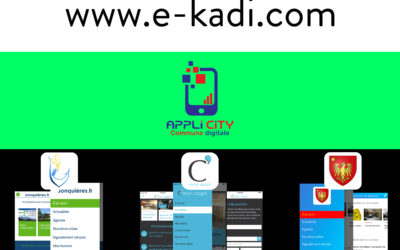 Appli City Commune digitale
